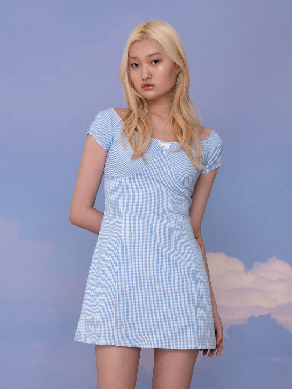 Picnic Dress BLUE